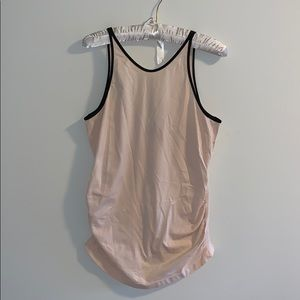 Worn once lululemon tank top! EUC.